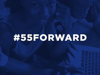 Announcing 2015 #55FORWARD Ambassadors